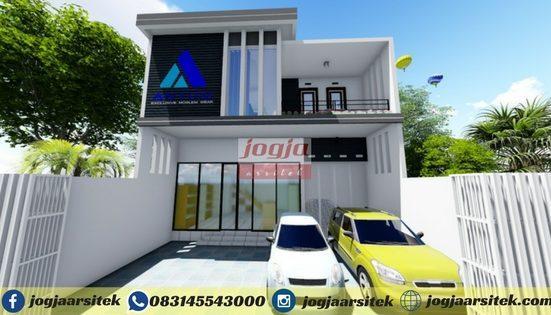 Desain Rumah Minimalis Yang Islami  desain toko dan rumah muslim minimalis jogja jogja arstiek